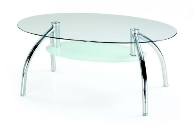 Konferenční stolek Berta (sklo)