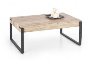 Konferenční stolek Capri (hnědá)