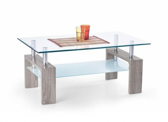 Konferenční stolek Diana Intro (tmavý dub sonoma)