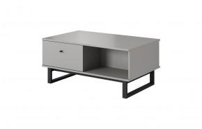 Konferenční stolek Dione (šedá, černá)