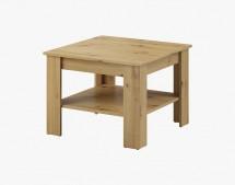 Konferenční stolek Gete - čtverec (dub artisan)