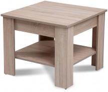 Konferenční stolek Gete - čtverec (dub sonoma)