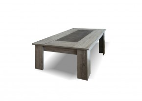 Konferenční stolek Glen (figaro, beton)