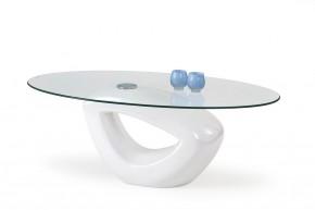 Konferenční stolek Jasmin (Bílá)