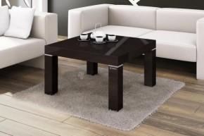 Konferenční stolek KW 80 (černá lesk) - II. jakost