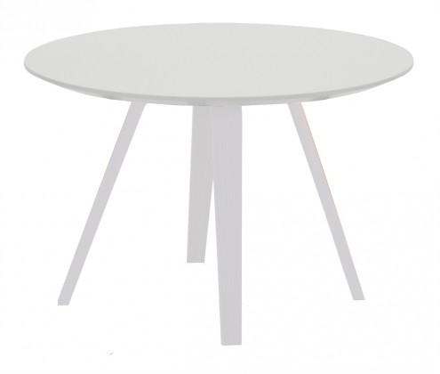 Konferenční stolek Lola Ella - bílá, bílá (9315-001+9366-001)