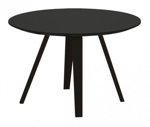 Konferenční stolek Lola Ella - černá, černá (9315-024+9366-024)