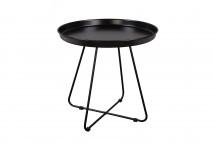 Konferenční stolek Pogorze - L (černý)