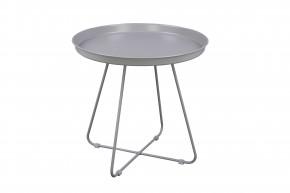 Konferenční stolek Pogorze - L (šedý)