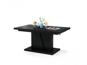 Konferenční stolek rozkládací Flox (černá)
