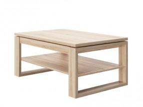 Konferenční stolek rozkládací Porti (dub sonoma)