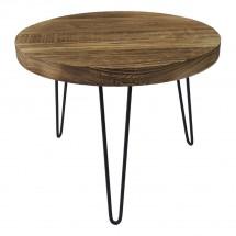 Konferenční stolek Shape 45x36x45 (světlé dřevo)