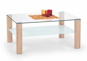 Konferenční stolek Simple (dub sonoma)