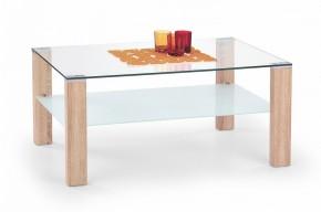 Konferenční stolek Simple H (dub sonoma)
