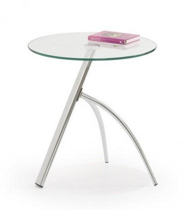 Konferenční stolek - skleněný Aiko(sklo)