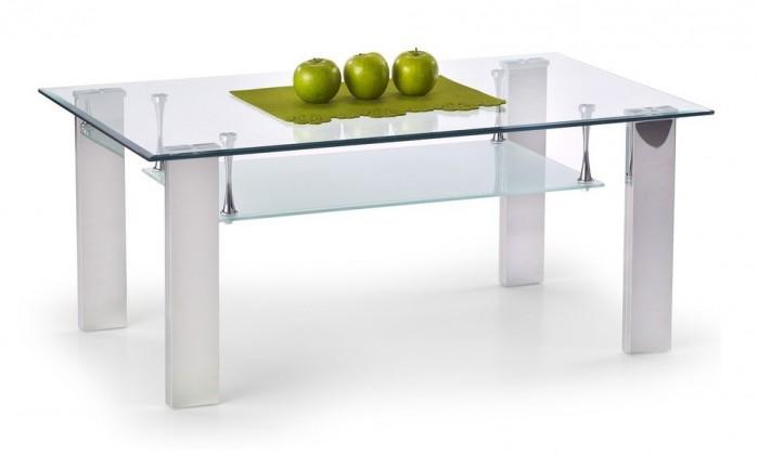 Konferenční stolek - skleněný Brisa H(sklo)
