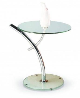 Konferenční stolek - skleněný Iris(sklo)