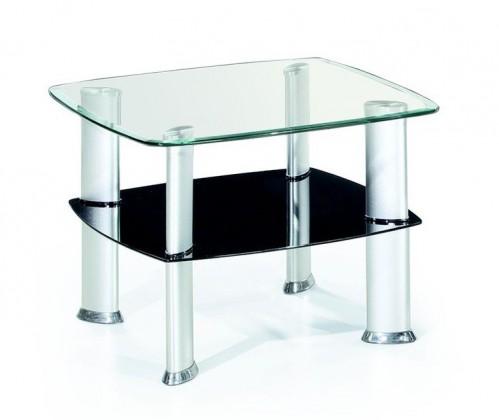 Konferenční stolek - skleněný Ofelia(sklo)