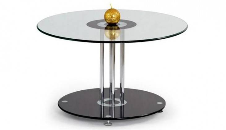 Konferenční stolek - skleněný Orbit