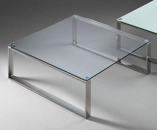 Konferenční stolek - skleněný Stain - Konferenční stolek
