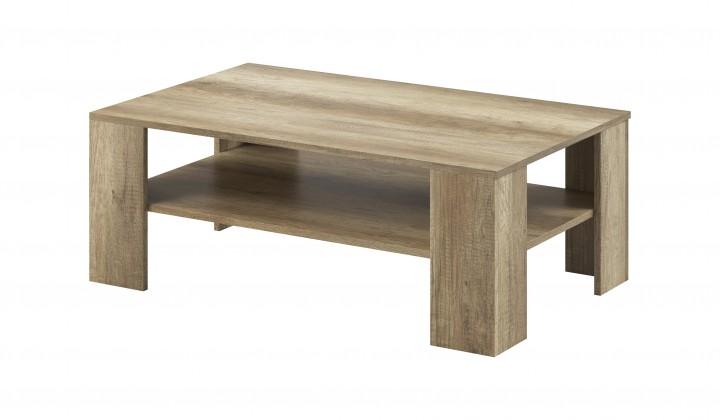 Konferenční stolek Sky - ABS (country šedá)