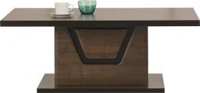 Konferenční stolek Tes (ořech, korpus a fronty)