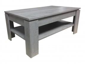Konferenční stolek Universal (cement šedá)