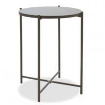 Konferenční stolek Verdel (šedá)