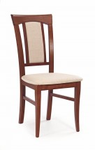 Konrad - Jídelní židle (světle hnědá, třešeň)
