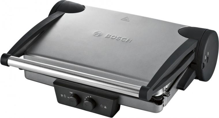 Kontaktní gril Bosch TFB4431V nerezový