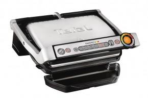 Kontaktní gril Tefal Optigrill+ GC712D34, 2000W + Kuchyňské prkénko Tefal