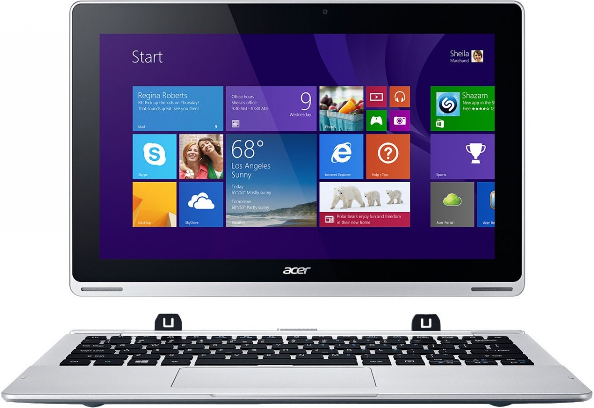 Konvertibilní, 2v1 Acer Iconia Tab Switch NT.L66EC.002