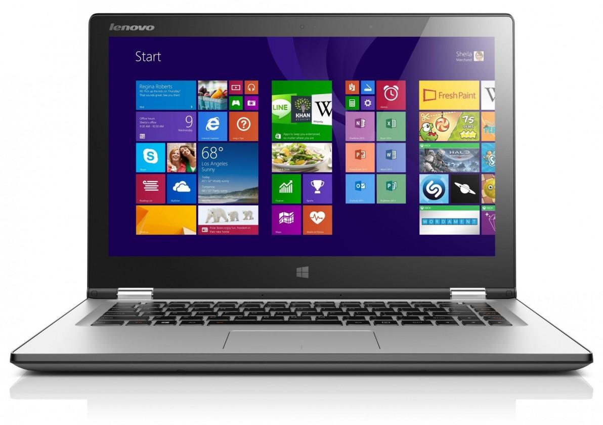 Konvertibilní, 2v1 Lenovo IdeaPad Yoga 13 59-442729
