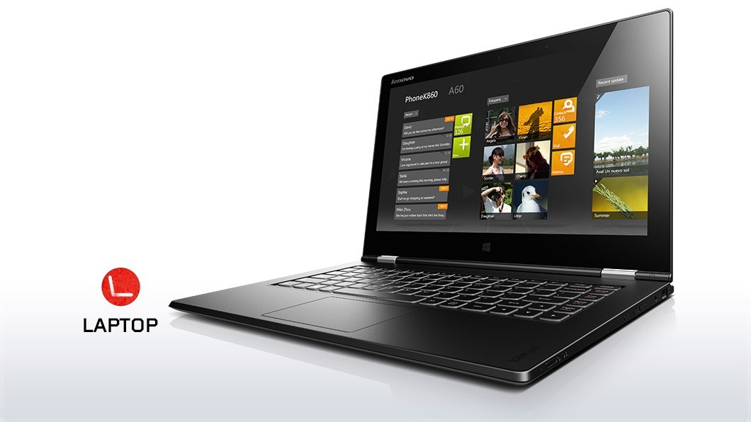 Konvertibilní, 2v1 Lenovo IdeaPad Yoga 2 (59411601)