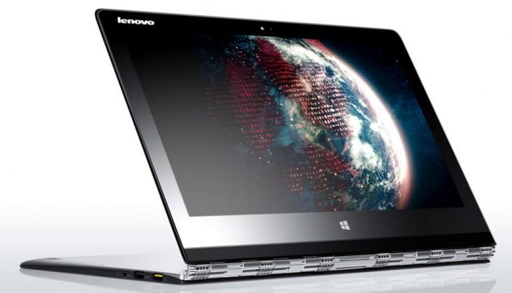 Konvertibilní, 2v1 Lenovo IdeaPad Yoga 3 80HE00R1CK