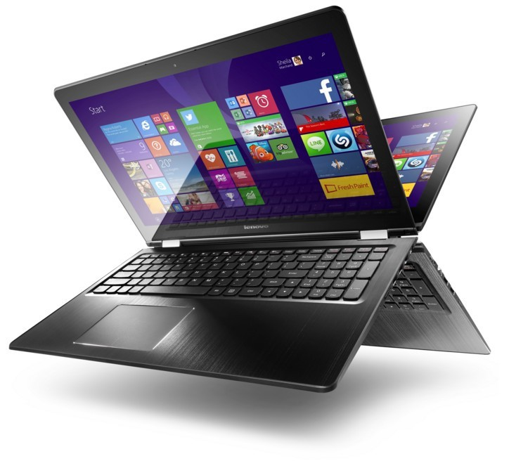 Konvertibilní, 2v1 Lenovo IdeaPad Yoga 80N60066CK