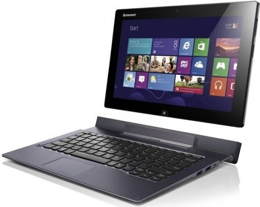 Konvertibilní, 2v1 Lenovo ThinkPad HelixN3Z3ZMC, černá