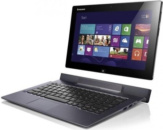 Konvertibilní, 2v1 Lenovo ThinkPad Helix N3Z6PMC, černá