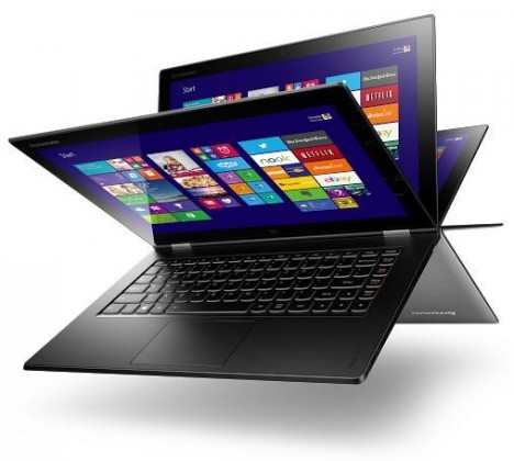 Konvertibilní, 2v1 Lenovo Yoga 2 PRO 59425936