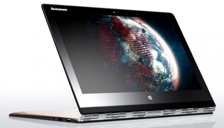 Konvertibilní, 2v1 Lenovo Yoga 3 Pro 80HE00QYCK