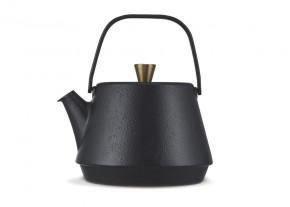 Konvice na čaj SAGA Beka 16409324, 1,2l, litina