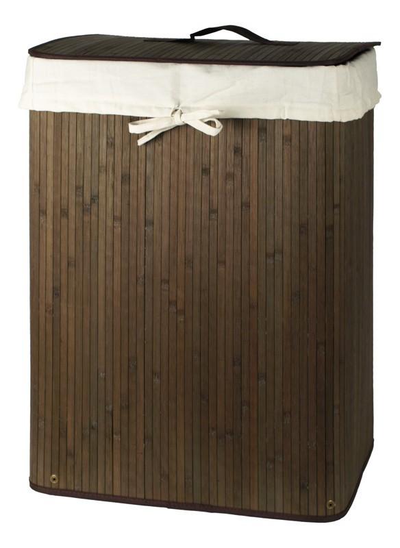 Koš XX11021AB - prádelní (hnědá)