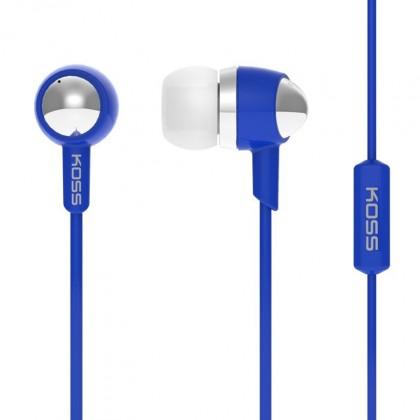 Koss KEB30I BLUE (doživotní záruka)