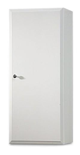 Koupelny ZLEVNĚNO Koupelnová skříňka SD 300 horní závěsná (bílá, lesk)