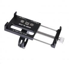 Kovový držák na telefon pro kolo/elektrokoloběžku