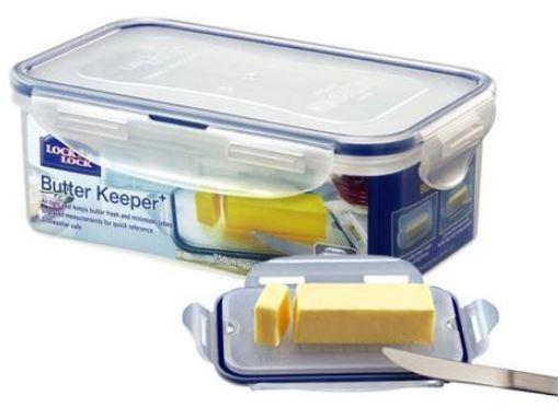 Krabičky na jídlo Dóza na máslo Lock&Lock HPL814T, 460ml, 15,1x10,8x5,8cm