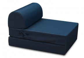 Křeslo Marino rozkládací modrá