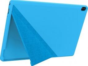 Kryt Lenovo pro Tab M10 HD bumper + film, modrý