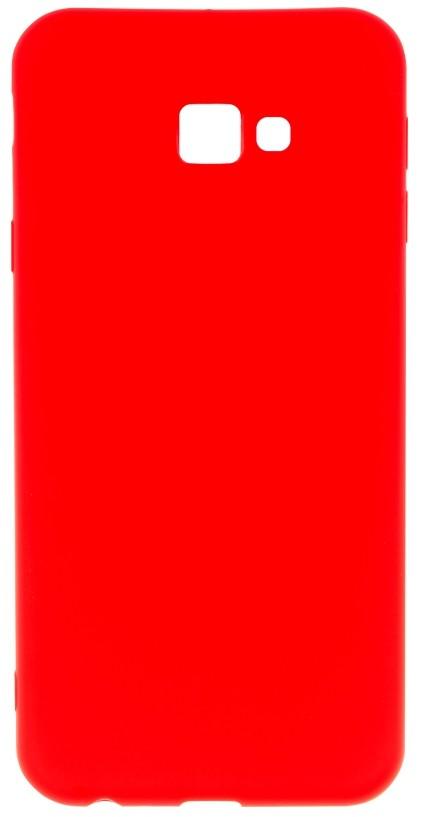 Kryty na Samsung Zadní kryt pro Samsung Galaxy J4 PLUS, červená