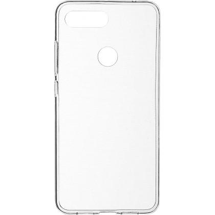 Kryty na Xiaomi Zadní kryt pro Xiaomi Mi 8 LITE, průhledná